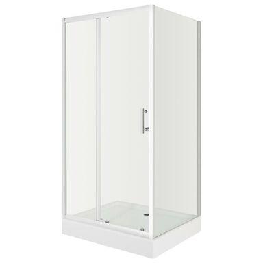 Kabina prysznicowa DORIS 80 x 100 cm LIVENO