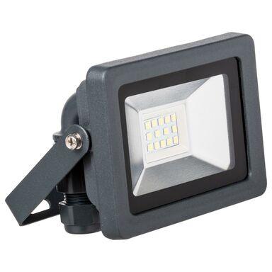 Projektor zewnętrzny ze źródłem światła YONKERS 10 W IP65: zabezpieczone przed strugą wody 4000 K  INSPIRE