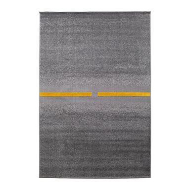 Dywan TIKKO stalowo-żółty 160 x 230 cm