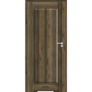 Skrzydło drzwiowe z podcięciem wentylacyjnym Kofano Dąb Catania ciemna 60 Lewe Classen