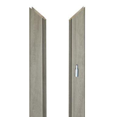 Baza prawa ościeżnicy REGULOWANEJ Dąb silver 300 - 320 mm ARTENS