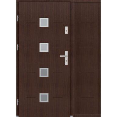 Drzwi wejściowe SORENTO Z DOSTAWKA PELNA 90Lewe ELPREMA