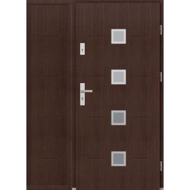 Drzwi wejściowe SORENTO Z DOSTAWKA PELNA 90Prawe ELPREMA