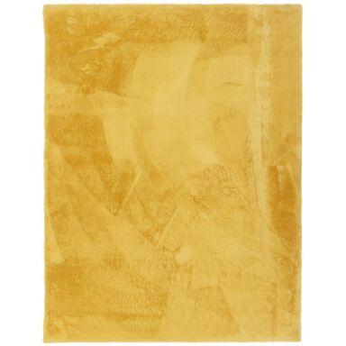 Dywan shaggy RABBIT NEW żółty 120 x 160 cm