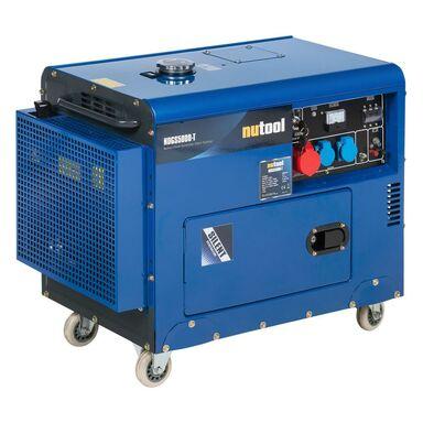 Agregat prądotwórczy NDGS5000-T  moc4,6 kW NUTOOL