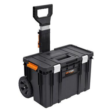Skrzynka narzędziowa na kołach Box Cart 38 x 53 x 67 cm Dexter Pro