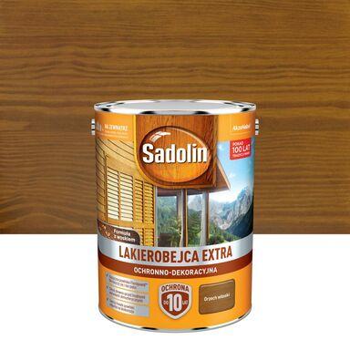 Lakierobejca do drewna Extra 5 l Orzech włoski Sadolin