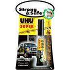 Klej błyskawiczny SUPER STRONG&SAFE UHU