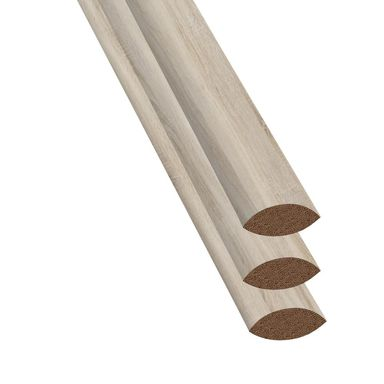 Ćwierćwałek wykończeniowy  dąb sonoma1,2 cm CLASSEN