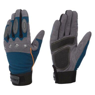 Rękawice syntetyczne wzmocnione r. 10 DEXTER