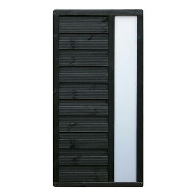 Płot szczelny 90x180 cm drewniany VITRUM WERTH-HOLZ