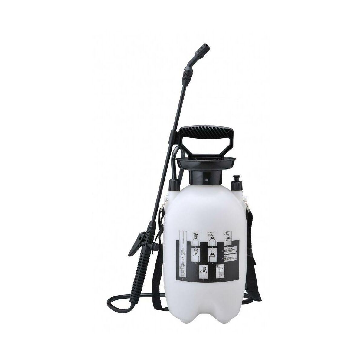 Opryskiwacz ciśnieniowy 4 l TUP5LB