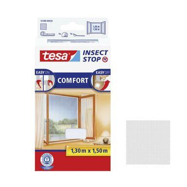 Moskitiera na okno COMFORT 130 x 150 cm Biała TESA