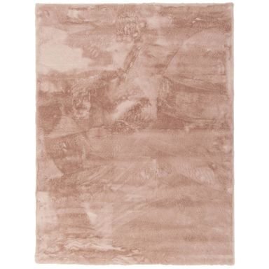 Dywan shaggy RABBIT NEW różowy 120 x 160 cm
