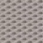 Płytka elewacyjna LOFT BRICK PEPPER 24,5X6,5X0,8 CM CERRAD