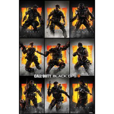 Plakat CALL OF DUTY BLACK OPS 60 x 91.5 cm