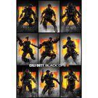 Plakat CALL OF DUTY BLACK OPS 60 x 91.5 cm