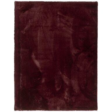 Dywan shaggy RABBIT NEW bordowy 120 x 160 cm