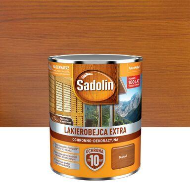 Lakierobejca do drewna Extra 0.75 l Mahoń Sadolin