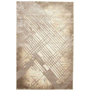 Dywan PACYFIK jasnobeżowy 120 x 170 cm