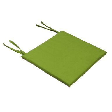 Poduszka na krzesło Mia zielona 40 x 40 x 2 cm