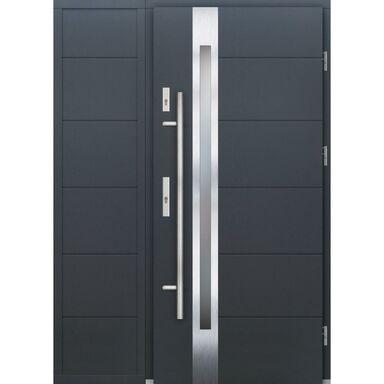 Drzwi wejściowe BELFORT Z DOSTAWKA PELNA 90Prawe ELPREMA
