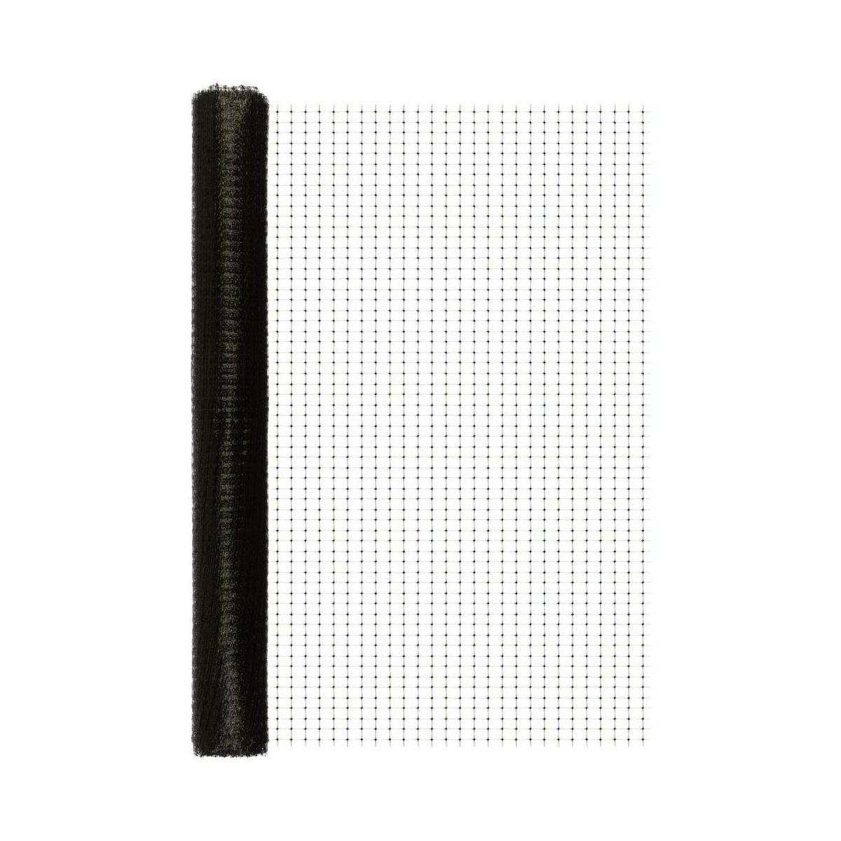 Siatka Plastikowa Na Krety 1 X 20 M Czarna Skn Bis Siatki Ochronne W Atrakcyjnej Cenie W Sklepach Leroy Merlin